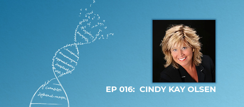Cindy Kay Olson Blog Feature