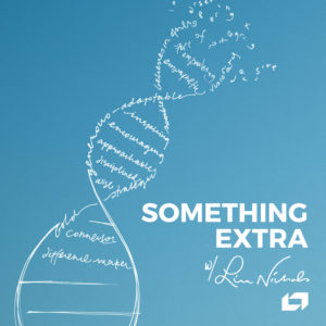 Something Extra With Lisa Nichols Podcast Cover