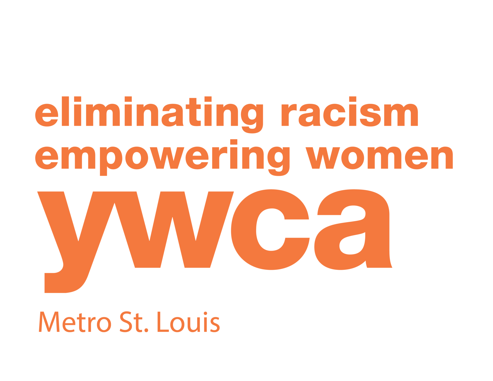 YWCA Metro St. Louis logo