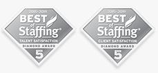 Technology Partners awarded Best of Staffing Diamond Awards