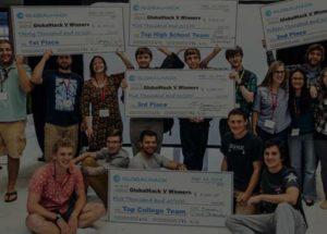 GlobalHack money winners